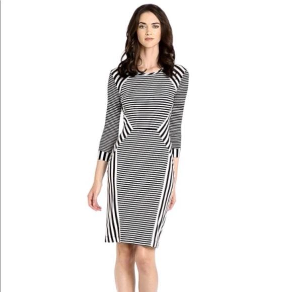 723c971e Diane Von Furstenberg Dresses | Dvf Haven Striped Dress | Poshmark